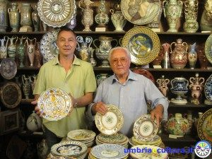 THE hidden GREAT BEAUTY of Italy: THE CERAMICS OF DERUTA