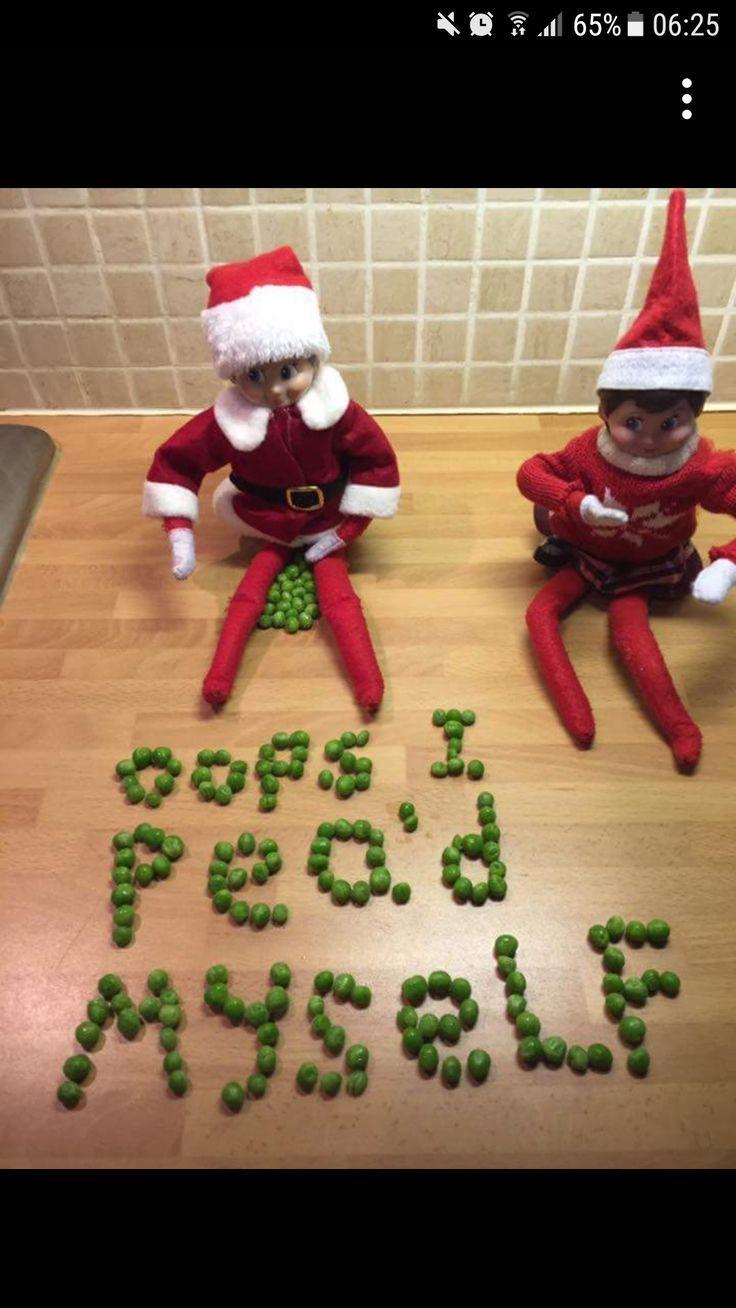 Image result for elf on the shelf brings christmas pajamas ...