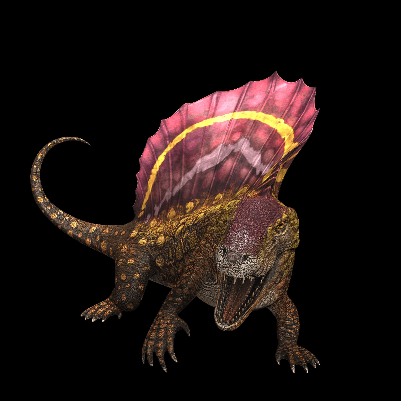Dimetrodon (Gen 2) in 2020 Jurassic world dinosaurs