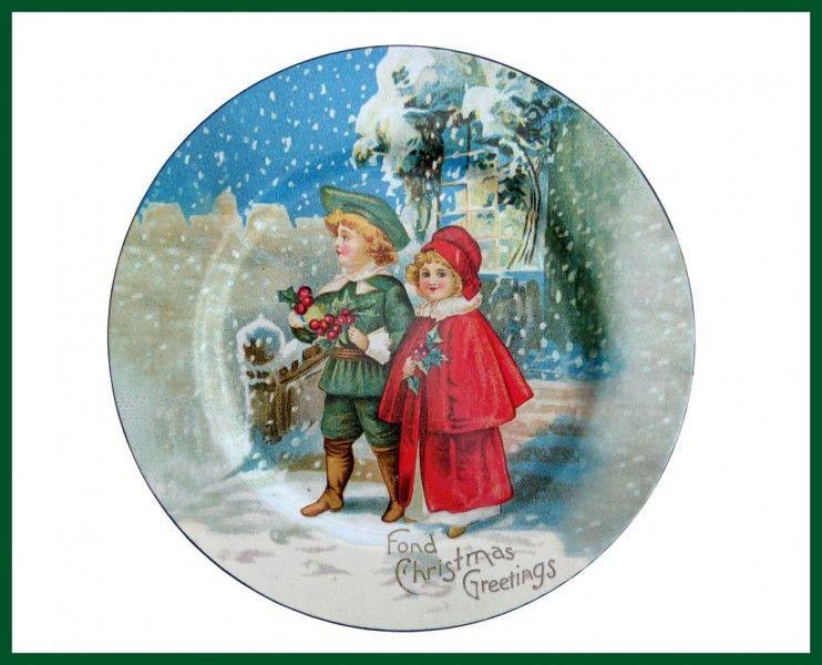 Küchentücher Weihnachten » Geschirrtücher weihnachten meine werke ...