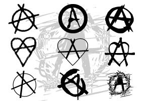 Deviantart More Like Anarchy By Psymansays Anarchist Tattoo Tattoo Art Drawings Punk Tattoo