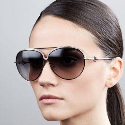 ιδανικά γυαλιά ηλίου για τριγωνικά πρόσωπα
