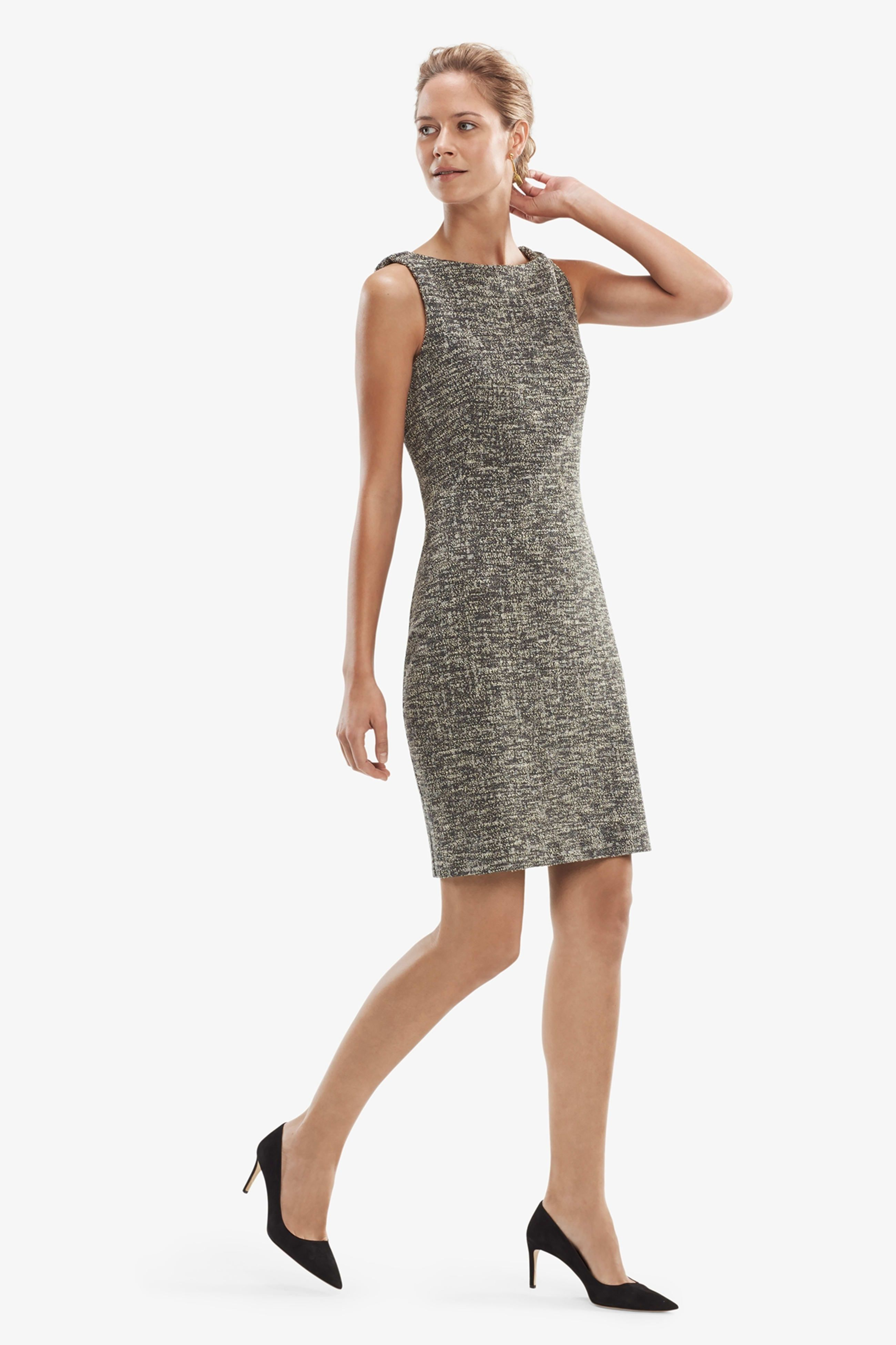 bdbb7ff2d3d The Lydia Dress—Boucle in 2019   Minimalist Wardrobe by MM LaFleur ...