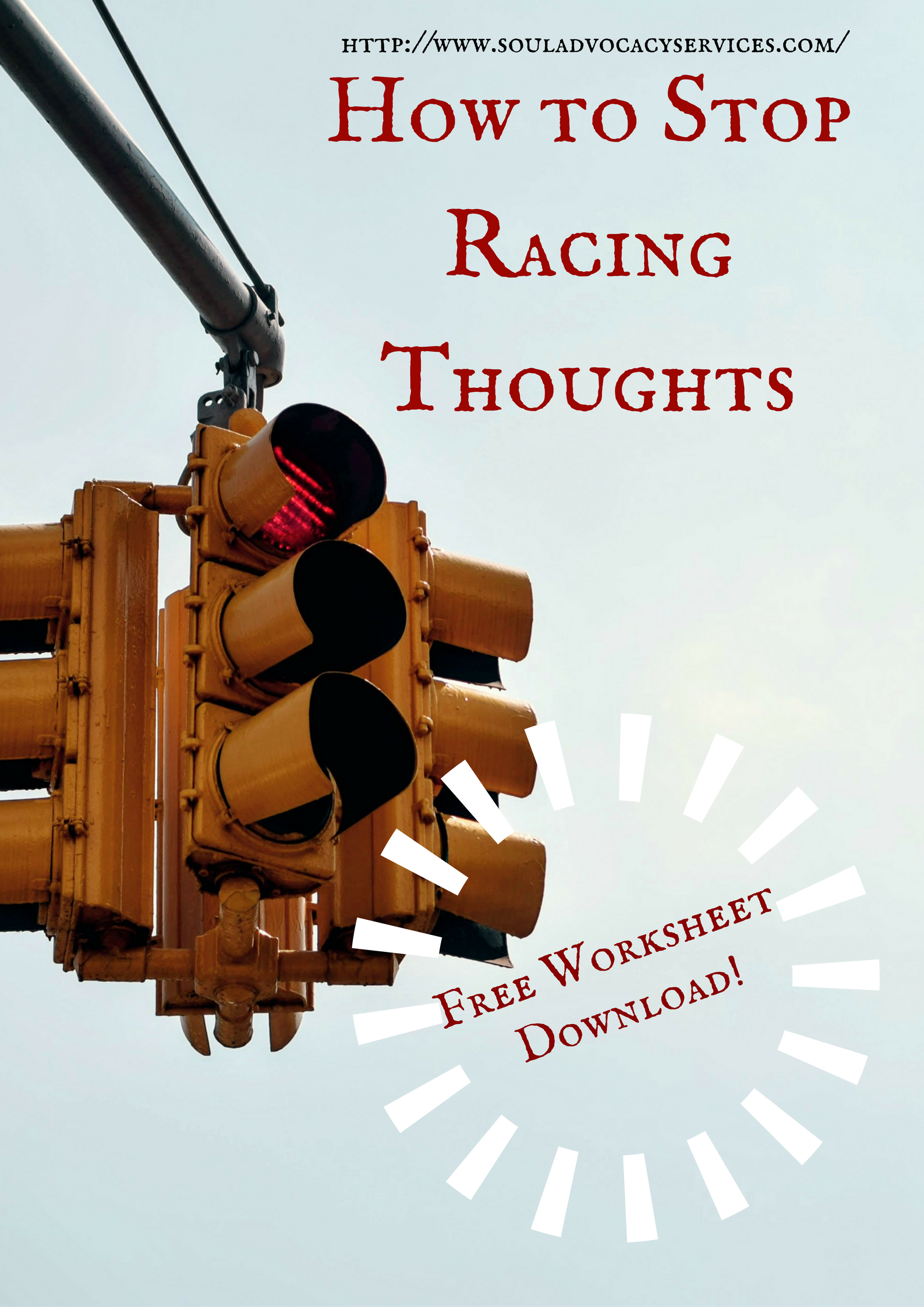 How To Stop Racing Thoughts