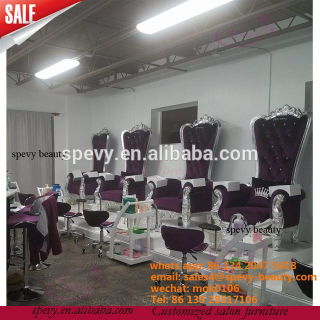Source top quality beauty salon equipment spa pedicure chair ...