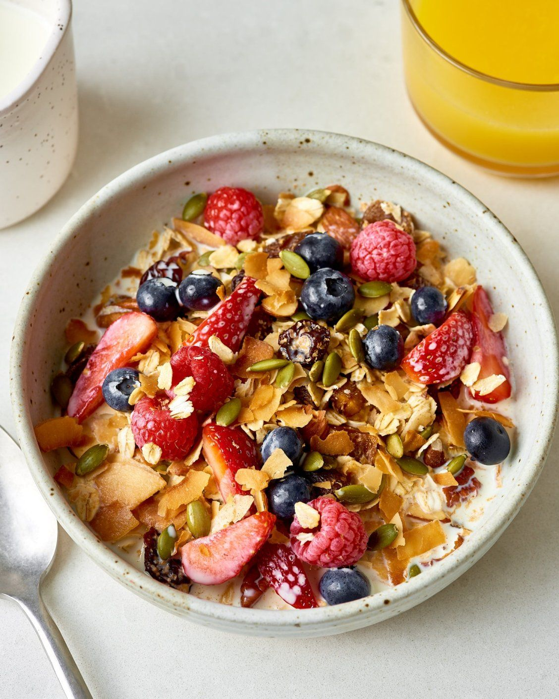 Protein-Packed Muesli Is the Ultimate Make-Ahead B