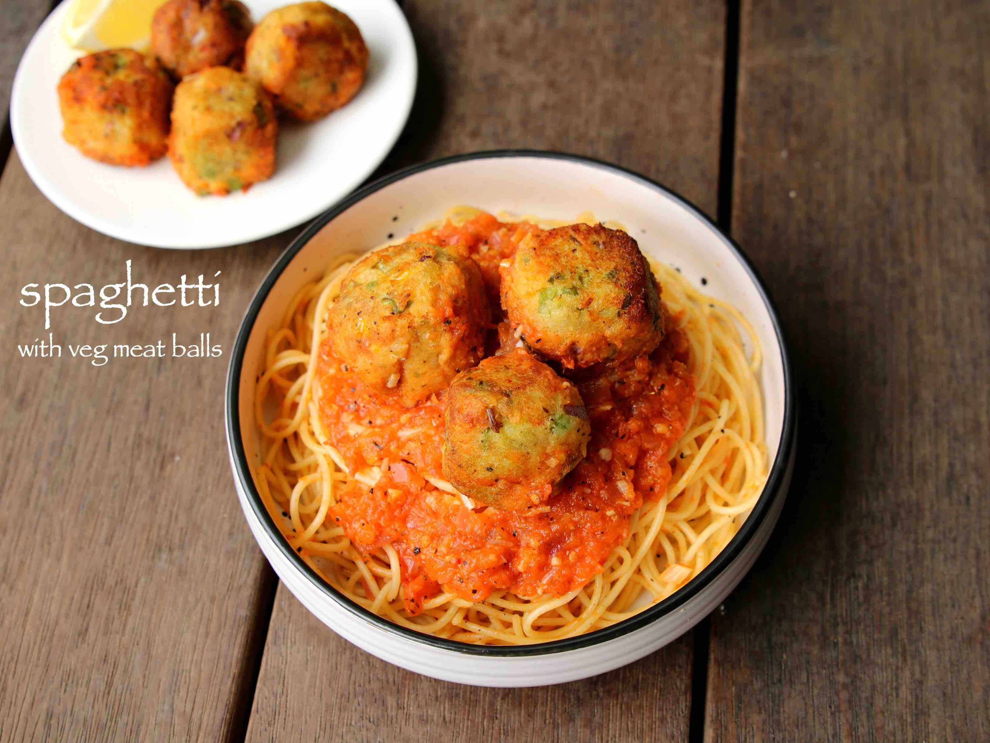 Spaghetti recipe vegetarian spaghetti spagetti recipe with veg spaghetti recipe vegetarian spaghetti spagetti recipe with veg meat balls with step by step photo and video recipe typically a meat based italian forumfinder
