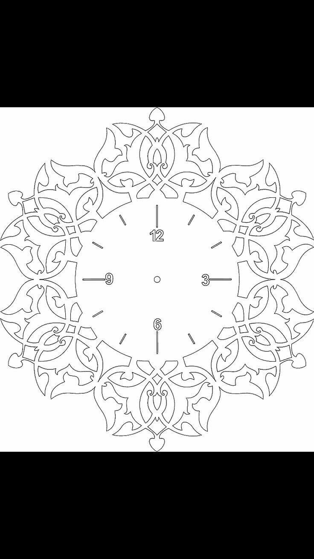 This Pin Was Discovered By Inc Kil Testere Desenleri Desenler Aluminyum Folyo Sanat
