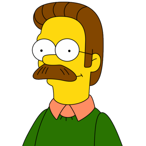 Ned Flanders 2 Png