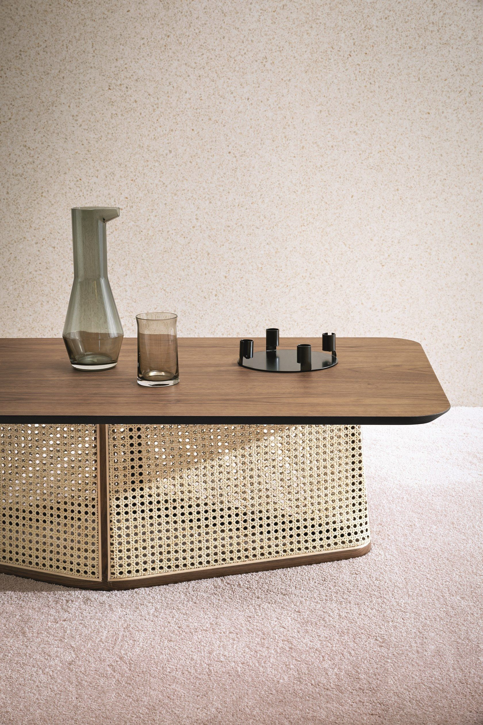 Colony Rectangular Coffee Table Colony Collection By Miniforms Design Skrivo Coffee Table Design Modern Contemporary Coffee Table Large Coffee Tables [ 2520 x 1680 Pixel ]