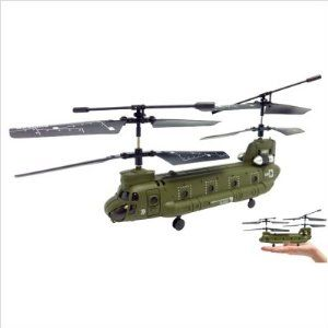 NEW DESIGN* 3ch Syma S026 Mini Cargo Transport RC Helicopter