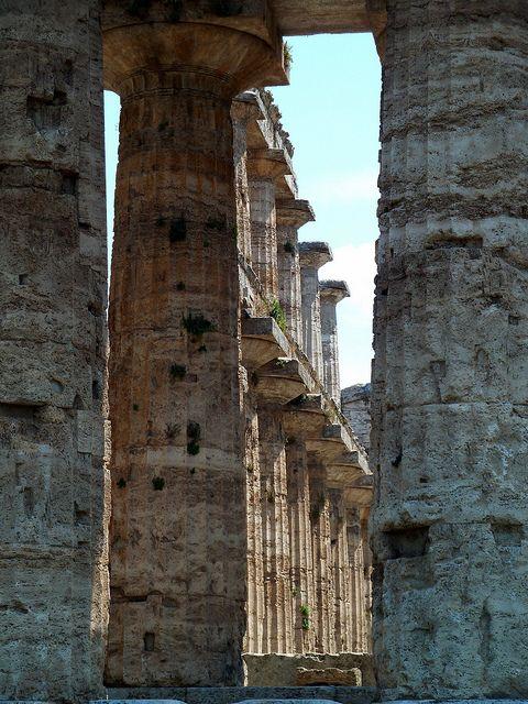 Temple of Neptune (Poseidon, actually to Hera) (c. 450 BC), Paestum