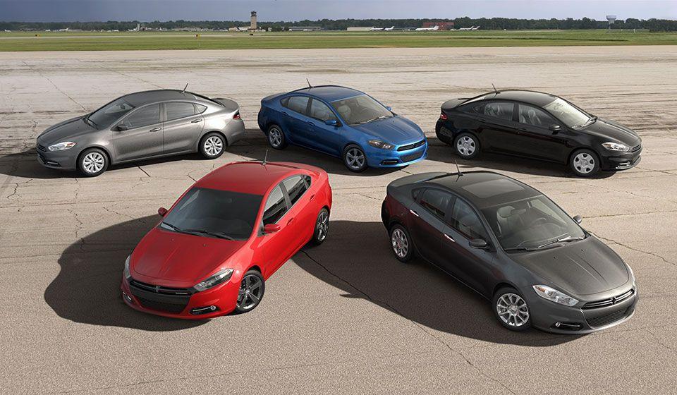 Dodge Dart Vlp Models Dodge Dart 2015 Dodge Dart Compact Cars