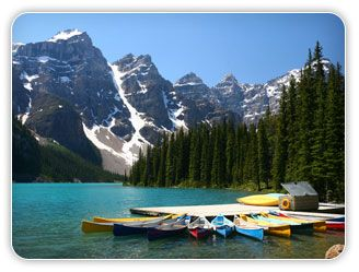 Moraine Lake Bw Siding 29 Lodge Banff Alberta Banff