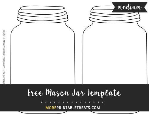 Mason Jar Sizes Jars