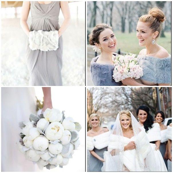l 39 hiver un th me de mariage romantique souhait tenue mariage hiver tenue mariage et tenues. Black Bedroom Furniture Sets. Home Design Ideas