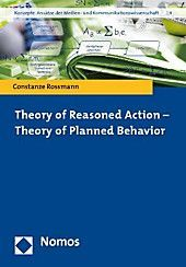 Theory of Reasoned Action  Theory of Planned Behavior Constanze Rossmann Kartoniert TB  Buch