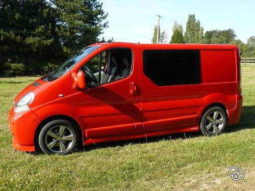 Renault Trafic tuning Renault Pinterest Cars and Nissan