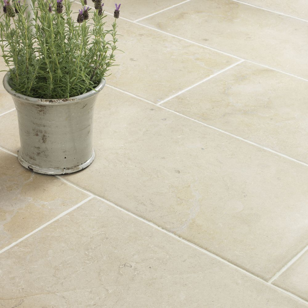 Limestone Floors In Kitchen Stone Tile Co Neranjo Limestone Flagstones Flagstone Flooring