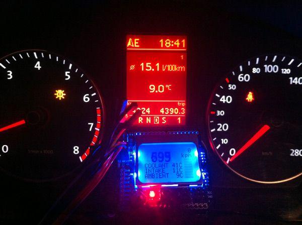 Car Data Capturing For Newbie Obd Ii And Arduino Raspberry