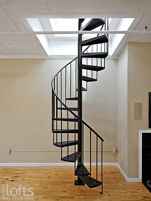 Simple Spiral Stairs To Roof Spiral Staircase Spiral Stairs Spiral Staircase Plan