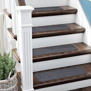 Best Stair Tread Rugs You Ll Love Wayfair Flooring For 400 x 300