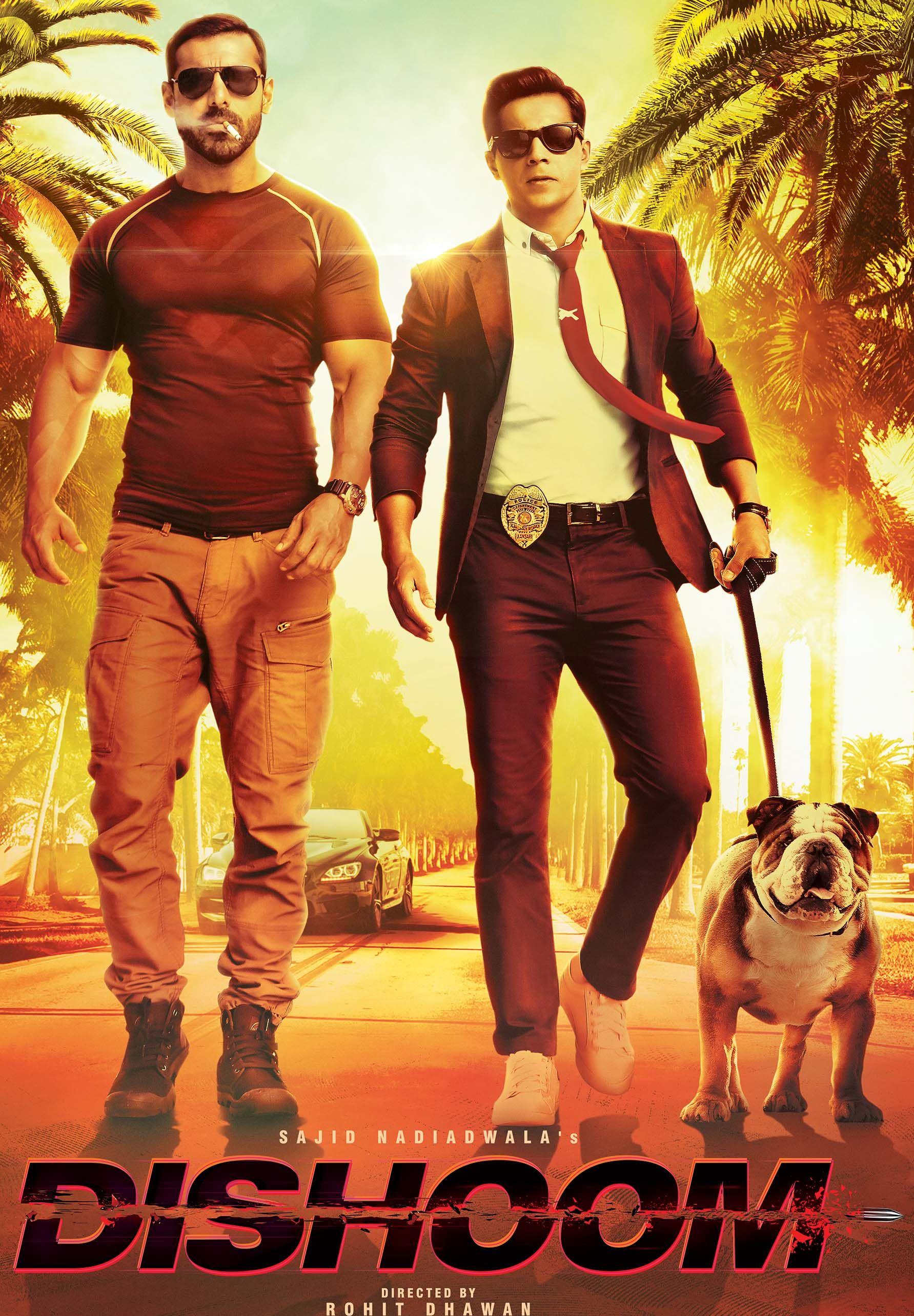 Dishoom Movie Review Varun Dhawan John Abraham Bollywood In 2019