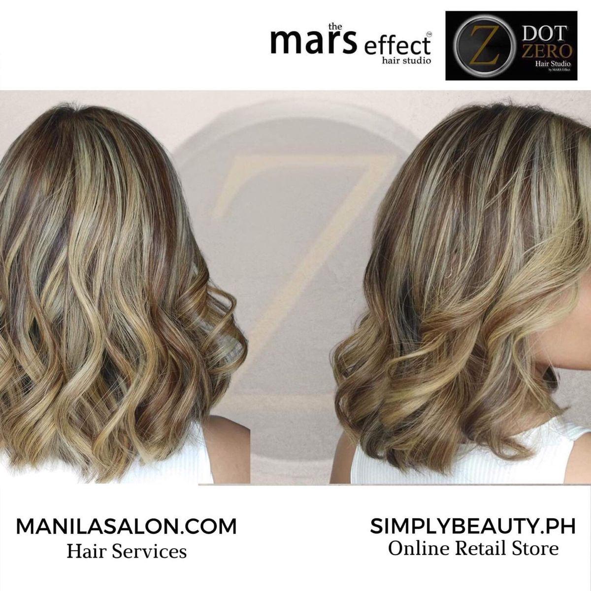 Hair Color In Manila Makati Alabang Las Pinas Best Hair Salon Hair Color Hair Studio