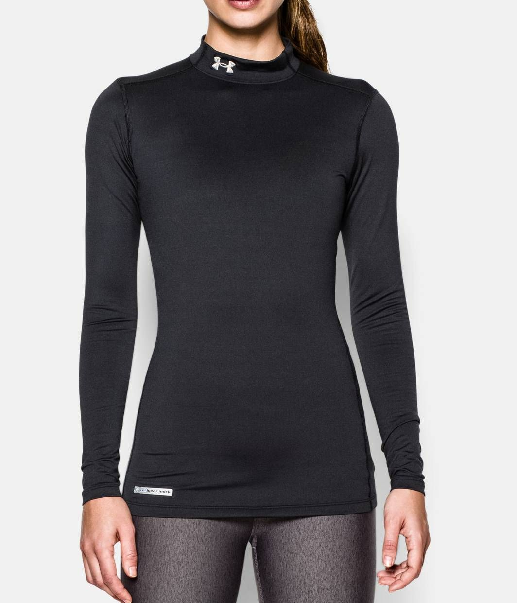 Thermal compression shirt by underarmor keeps you warm