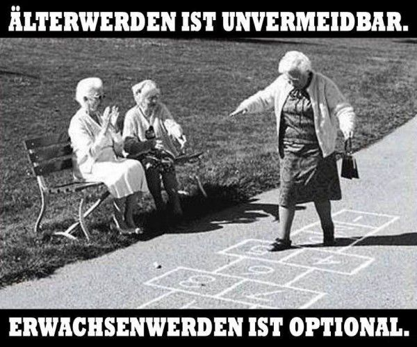 Hüpfburg | Growing old, Funny pictures, Laugh