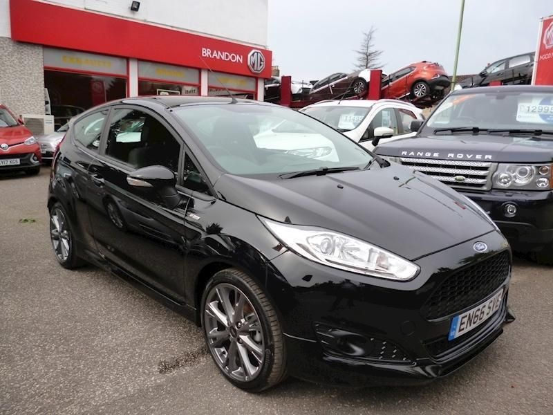Looking For A Ford Fiesta St Line Hatchback 1 0 Manual Petrol This One Is On Ebay Ford Fiesta St Fiesta St Ford Fiesta