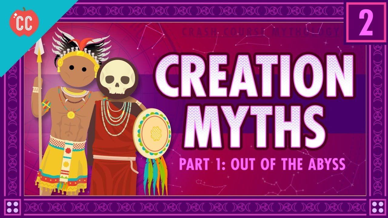Creation from the Void: Crash Course Mythology #2