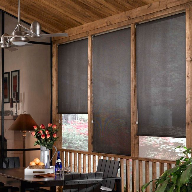Blindsaver Basics Solar Screens Preserve Your View While