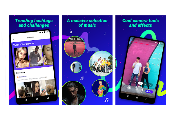 Facebook Lasso app for Android and iOS released, Create and share