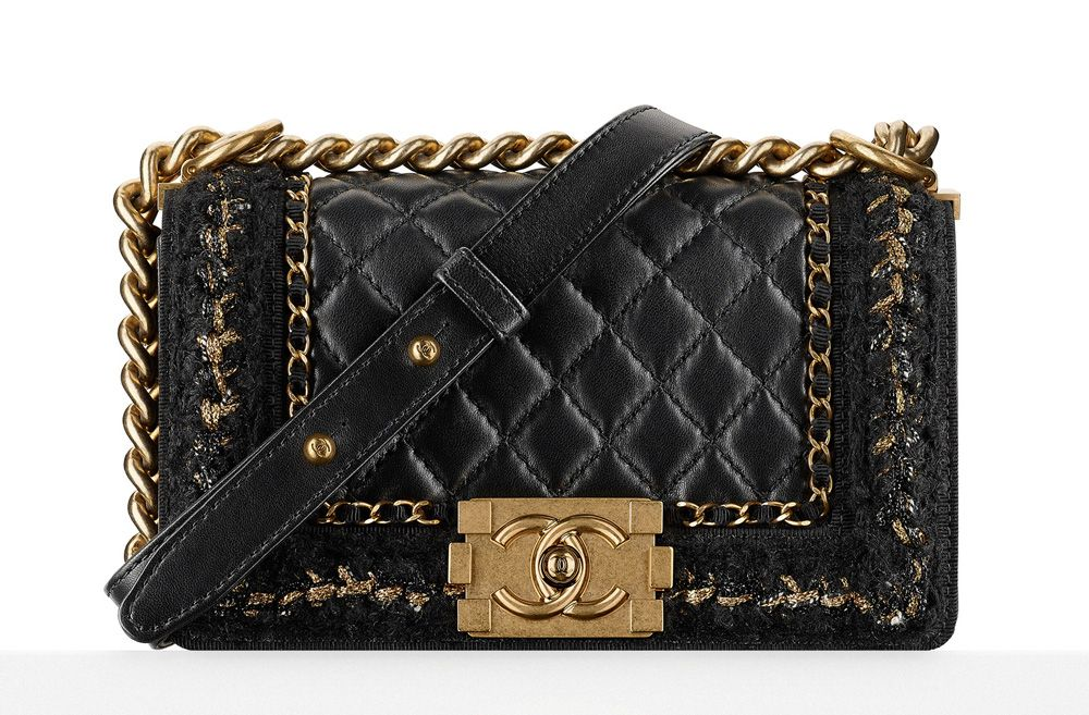 Check Out 59 of Chanel's Beautiful Fall 2016 Bags, Complete with Prices