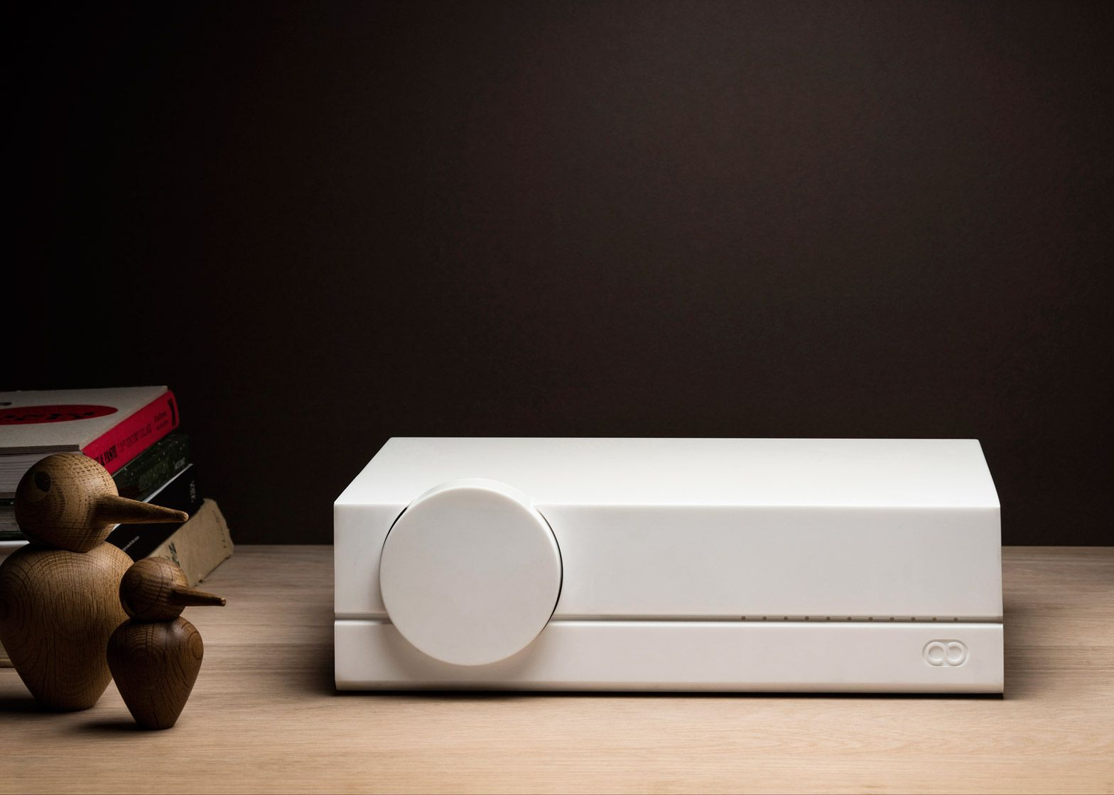 Tiny Home Designs: Paul Crofts Designs Minimal White Junior Amp For