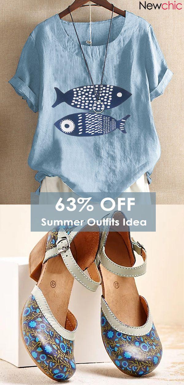 Summer Outfits Idea #Casual #Fashion