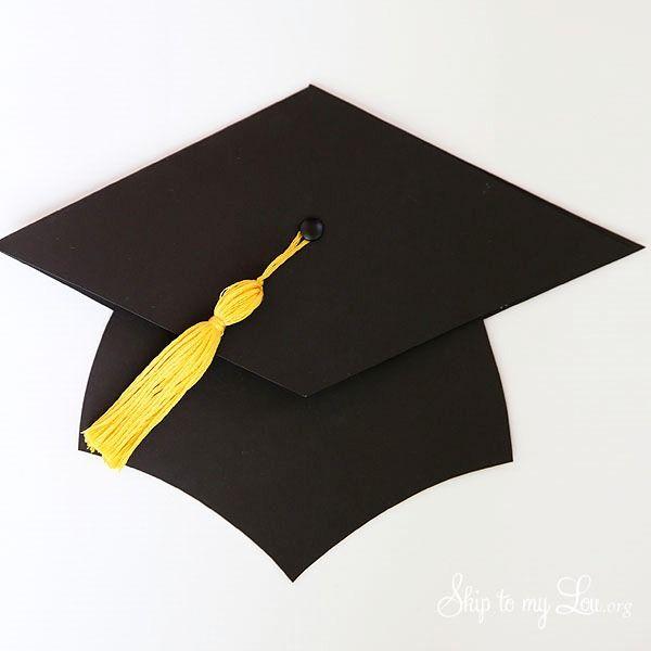 Diy Graduation Cap Gift Card Holder Graduation Diy Diy Graduation Cap Diy Graduation Gifts