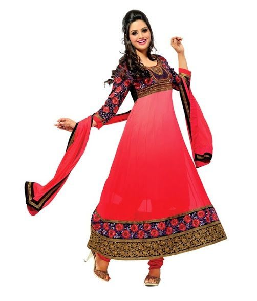 Stylish Collection Of #Anarkali Suits