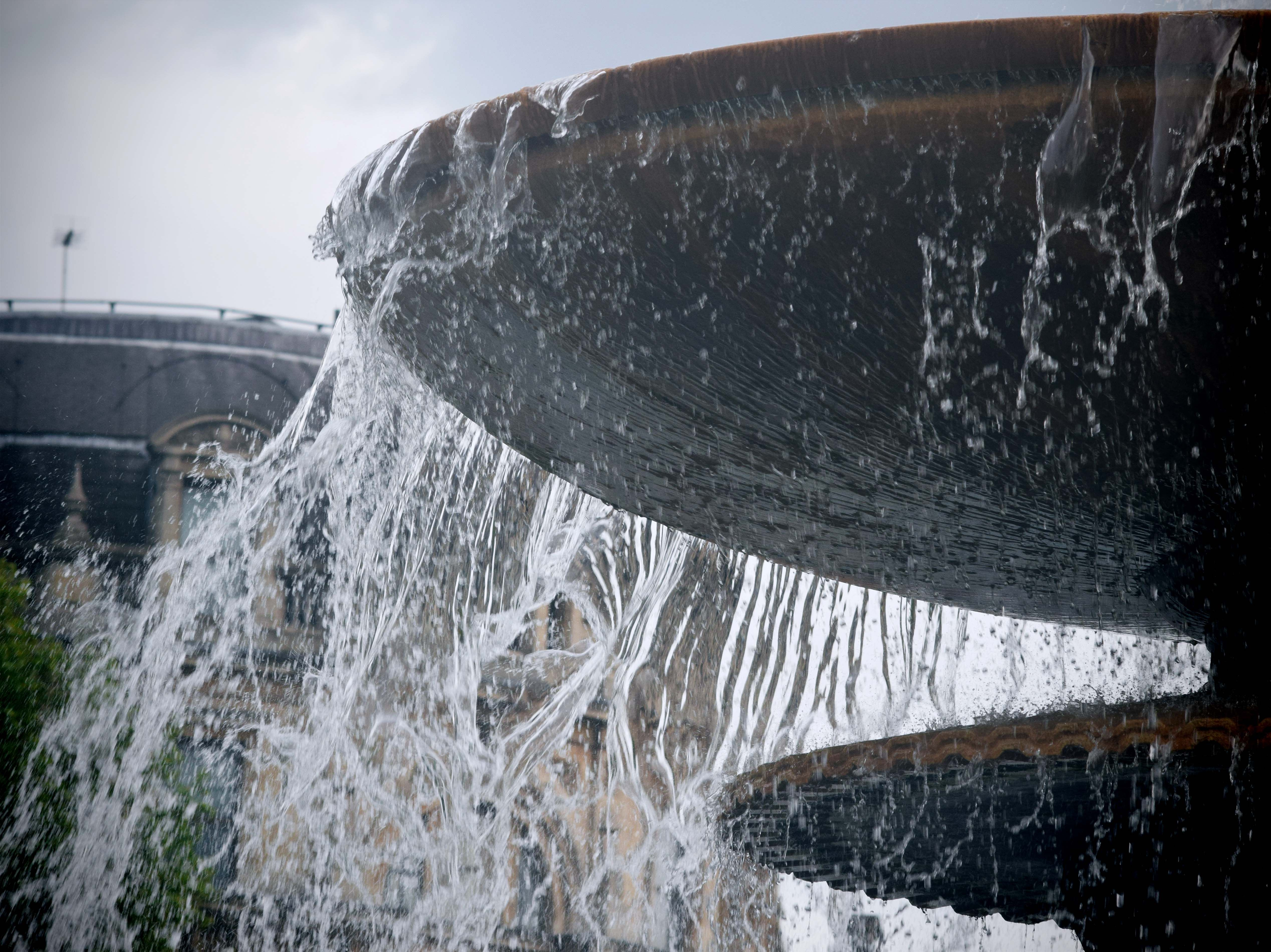 Trafalgar Fountain, 2015 - Rafe Gibbons photography
