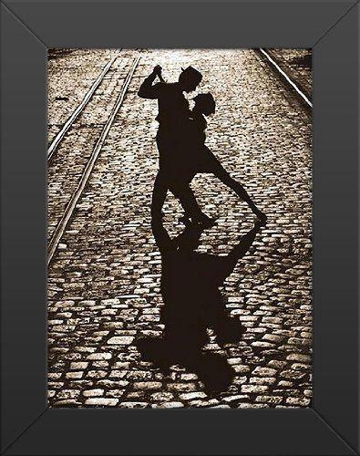 11x14 FRAMED The Last Dance Tango Poster  Price : $28.99 http://www.innerwallz.com/11x14-FRAMED-Dance-Tango-Poster/dp/B00AIR3KK2