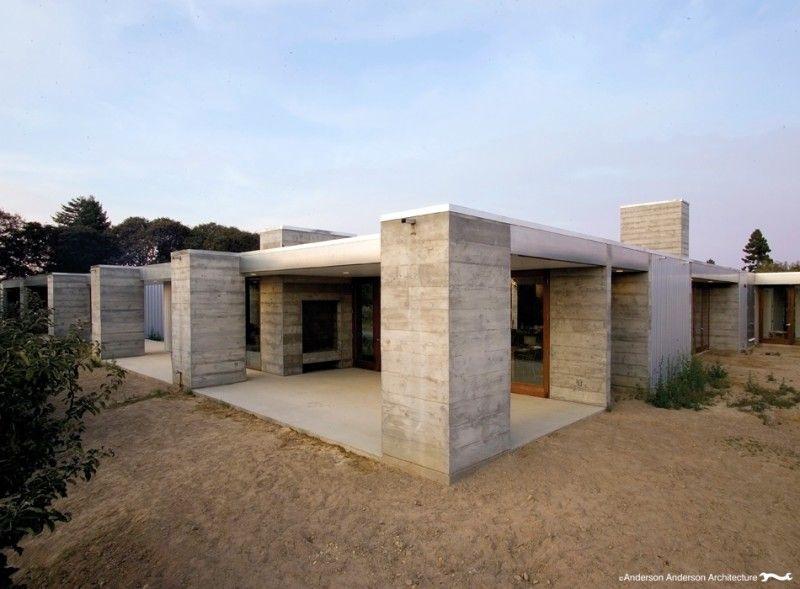 concrete construction homes
