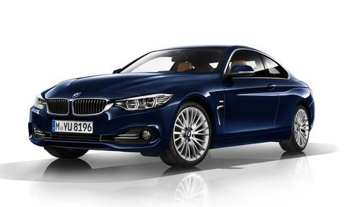 BMW #Serie4 Coupé. Sosuisce la precedente Serie3 Coupé e ha linee