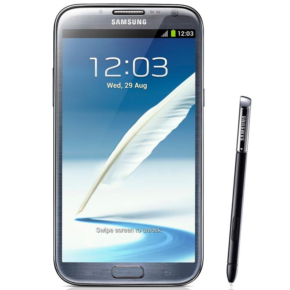 Samsung Galaxy Note Ii N7100 Mobile Phone Samsung Galaxy Note Ii