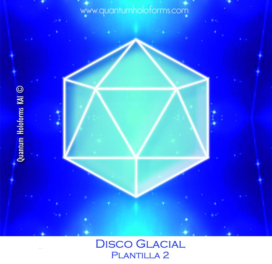 La estructura geométrica de esta Plantilla es el Icosaedro, uno de ...