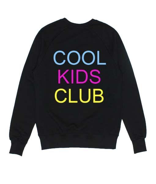 15419562 Cool Kids Club Sweater in 2019 | Sweatshirts | Cool kids club ...
