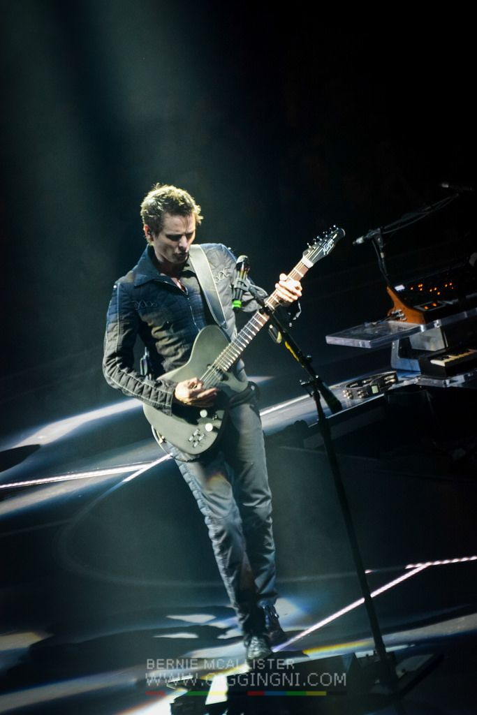 MUSE : [photos] MUSE_06 April 2016 - THE SSE ARENA :: BELFAST, NORTHERN IRELAND