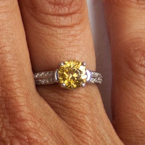 antique ring an cluster s gold diamond cat c cats chrysoberyl and eye rings