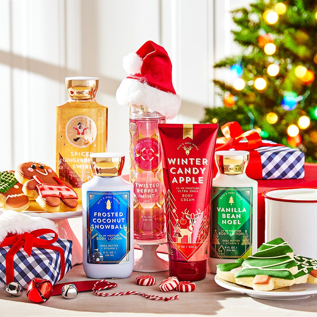 Diggies Christmas 2020 Christmas Plaza Christmas is in the air, with heavenly scents from Bath & Body