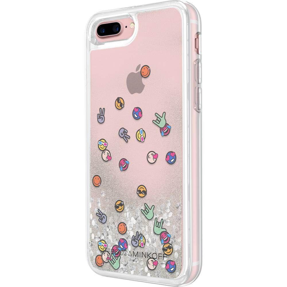 sports shoes 66c67 9d397 Incipio - Rebecca Minkoff Glitterfall Case for Apple® iPhone® 7 ...